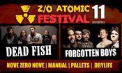 Folder do Evento: Z/O Atomic Festival | Dead Fish