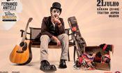 Folder do Evento: O Teatro Mágico - Voz e Violão em Osasco