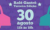 Folder do Evento: Rolê Gastrô - Food Park São Caetano