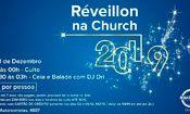 Folder do Evento: Réveillon na Church