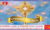 Folder do Evento: 12° Virada Com Cristo