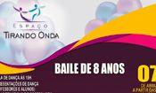 Folder do Evento: Baile de Aniversário de 8 anos