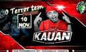 Folder do Evento: Noite Do Terror ||Mc Kauan|| O Coringa