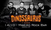 Folder do Evento: Dinossaurus (Japinha CPM22) + bandas