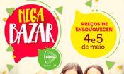 Folder do Evento: Mega Bazar da AACD