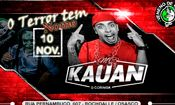 Folder do Evento: Mc Kauan - O Coringa Em Breve Em Osasco.