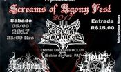 Folder do Evento: Scream of agony fest 207