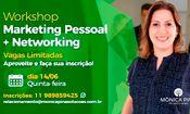 Folder do Evento: Marketing Pessoal e Networking