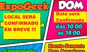 Folder do Evento: Expo Geek 1Bucado e Campeonato de Games