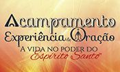 Folder do Evento: Acampamento Experiência de Oração