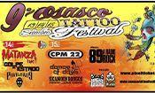 Folder do Evento: 9º Osasco Tattoo Festival