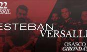 Folder do Evento: Esteban Tavares + Versalle em Osasco