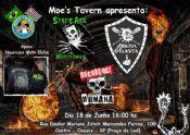 Folder do Evento: Cerveja e Rock'n'Roll