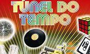 Folder do Evento: VOID CLUB APRESENTA: TUNEL DO TEMPO