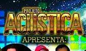 Folder do Evento: Acústica Clube Hortência