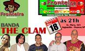 Folder do Evento: Banda CLAM no Fronteira!