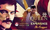 Folder do Evento: QUEEN Experience in concert