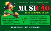Folder do Evento: MusiCão 2017