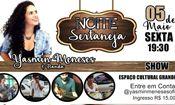 Folder do Evento: Yasmin Meneses & Banda ''Noite Sertaneja