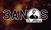 Folder do Evento: 3 Anos do Sr. Altino