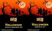 Folder do Evento: Festa de Helloween