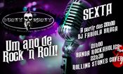 Folder do Evento: Sexta Live Rock: Rockaholics