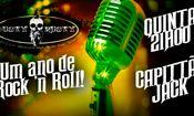 Folder do Evento: Quinta Night Rock: Capittão Jack