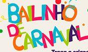 Folder do Evento: Bailinho de Carnaval