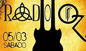 Folder do Evento: Discotecagem Com A Rádio Oz