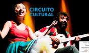 Folder do Evento: Circuito Cultural 2018