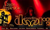 Folder do Evento: CrystalShip - The Doors Tribute BR