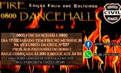 Folder do Evento: Fire Dancehall No Munhoz jr