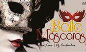 Folder do Evento: Baile de Máscaras Katia Lins Dj Carlinho