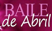 Folder do Evento:  Baile de Abril da Cia Terra