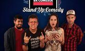 Folder do Evento: Stand Up Comedy - República da comédia