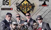 Folder do Evento: Sampa Crew + Trilha Sonora Do Gueto