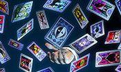 Folder do Evento: Feitiços e Encantamentos com o Tarot