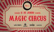 Folder do Evento: Festa Magic Circus