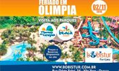 Folder do Evento: Olimpia - Feriado de Novembro