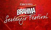 Folder do Evento: Circuito Brahma de Sertanejo 2016