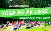 Yoga ao Ar Livre (27/05)