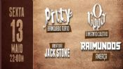 Folder do Evento: Raimundos, O Rappa, Pitty, abertura Jack