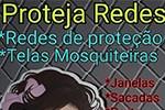 Proteja redes de Proteção e Tela Mosquiteiro
