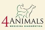 4 Animals Medicina Diagnóstica