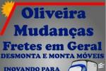 OLIVEIRA MUDANÇAS E MONTAGENS DE MÓVEIS EM GERAL.
