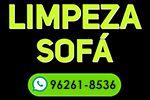 Lavagem de sofá são Gabriel - Preço baixo com qualidade (11) 96261-8536 -