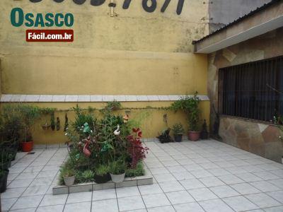 Casa Residencial à venda, Santo Antônio, Osasco - CA0825.
