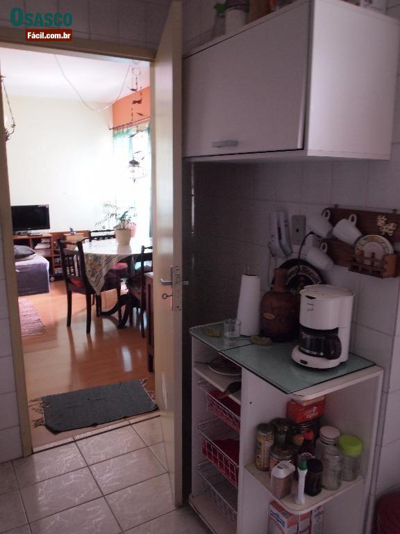 Apartamento residencial à venda, Jardim Sindona, Osasco.