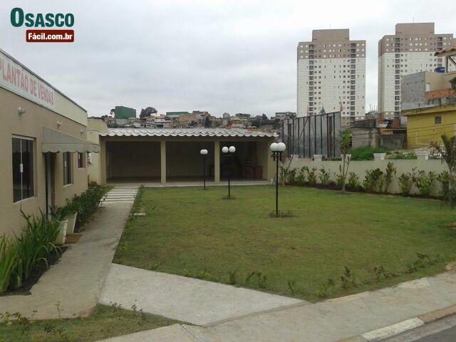 Sobrado residencial à venda, Vila Veloso, Carapicuíba.