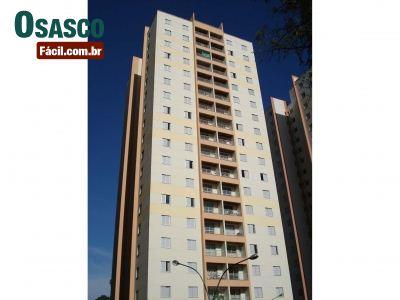 Apartamento Residencial à venda, Continental, Osasco - AP1500.